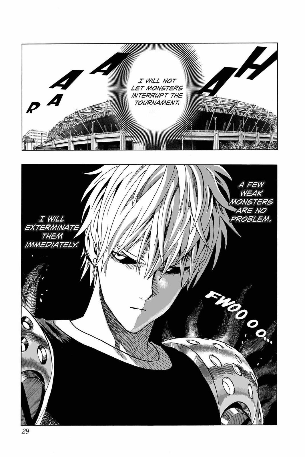 One-Punch Man, Chapter 62 image 029