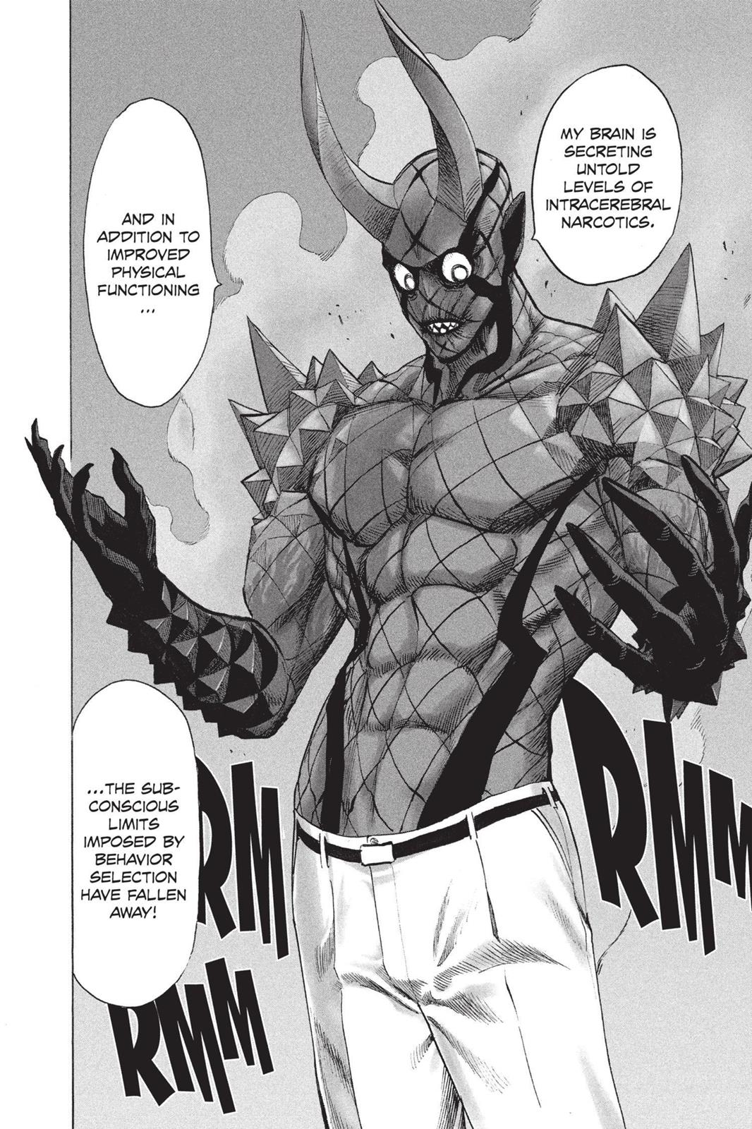 One-Punch Man, Chapter 72 image 024