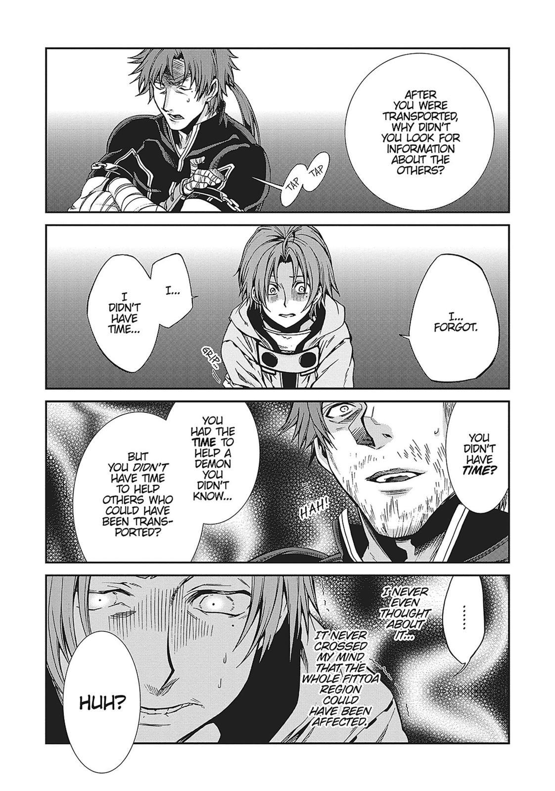 Mushoku Tensei, Chapter 34 image 011