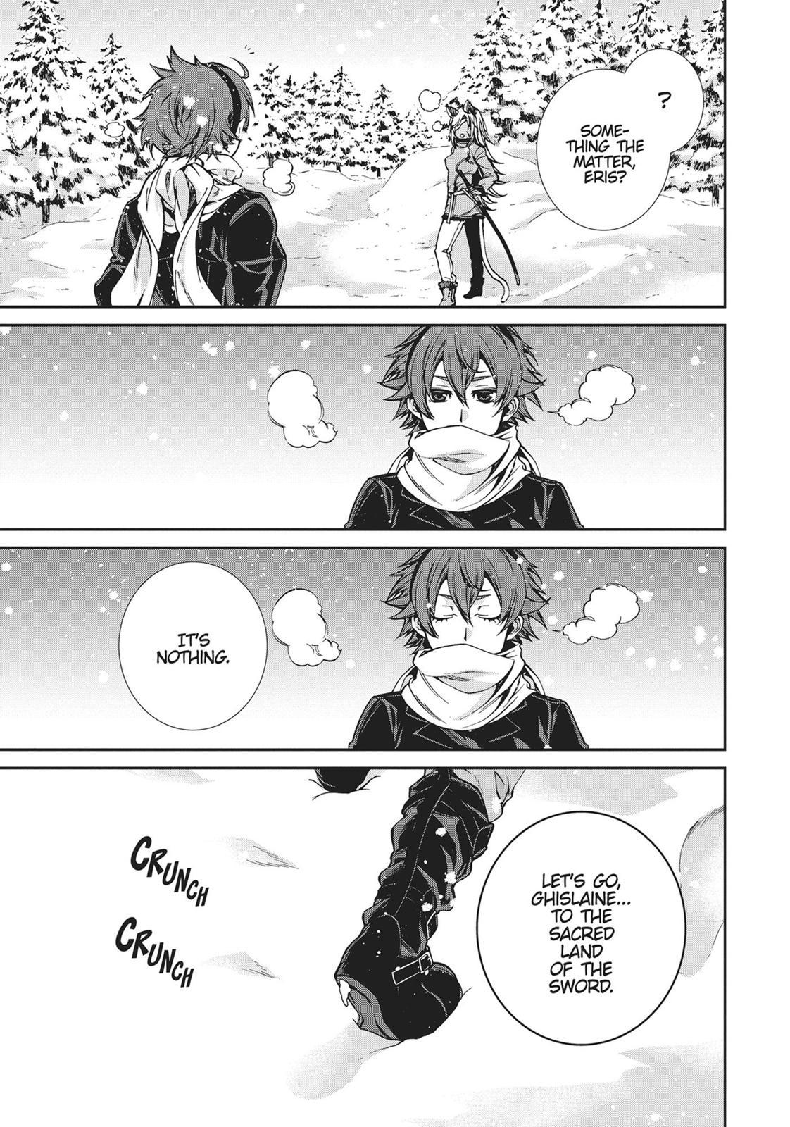 Mushoku Tensei, Chapter 52 image 020