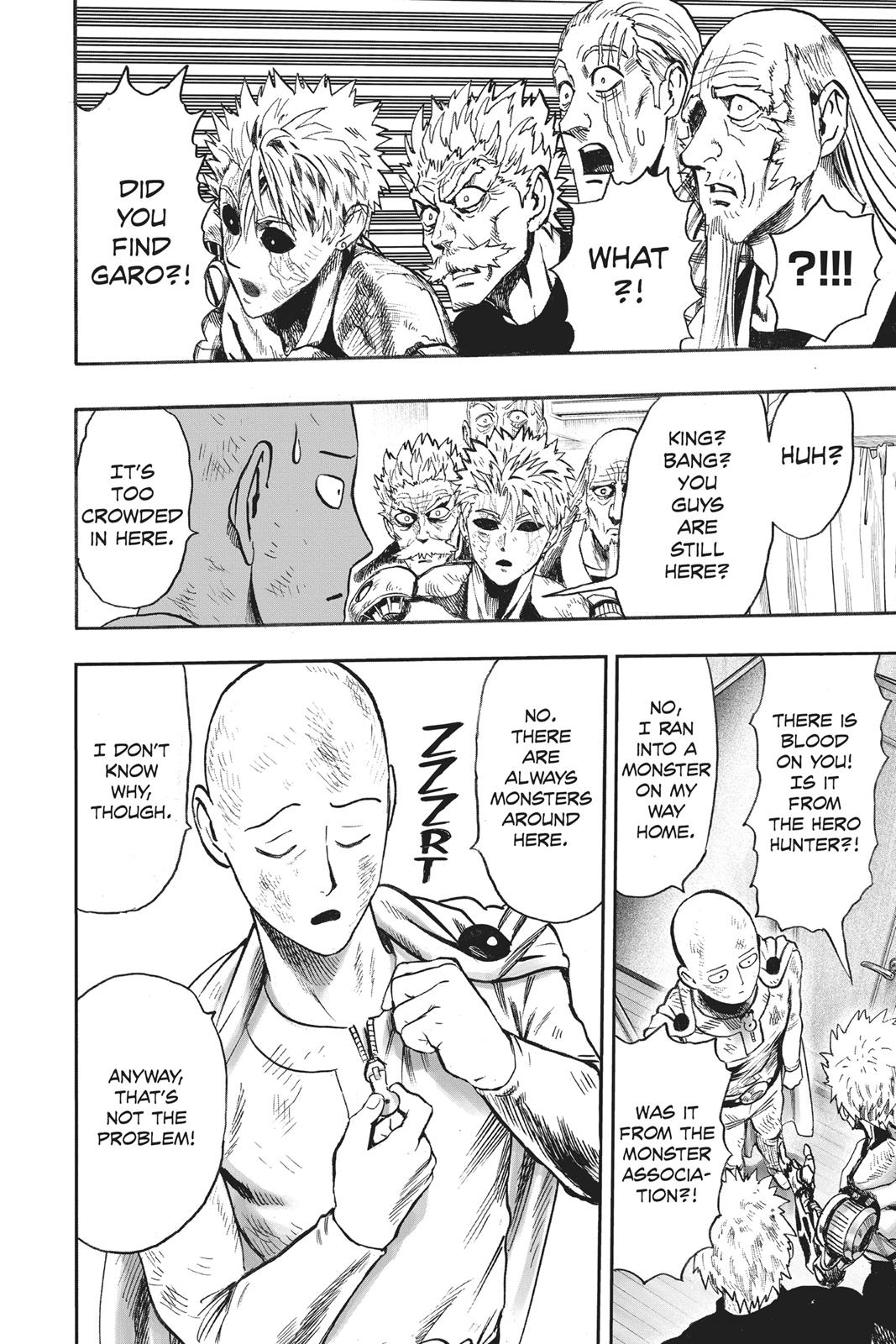One-Punch Man, Chapter 90 image 006