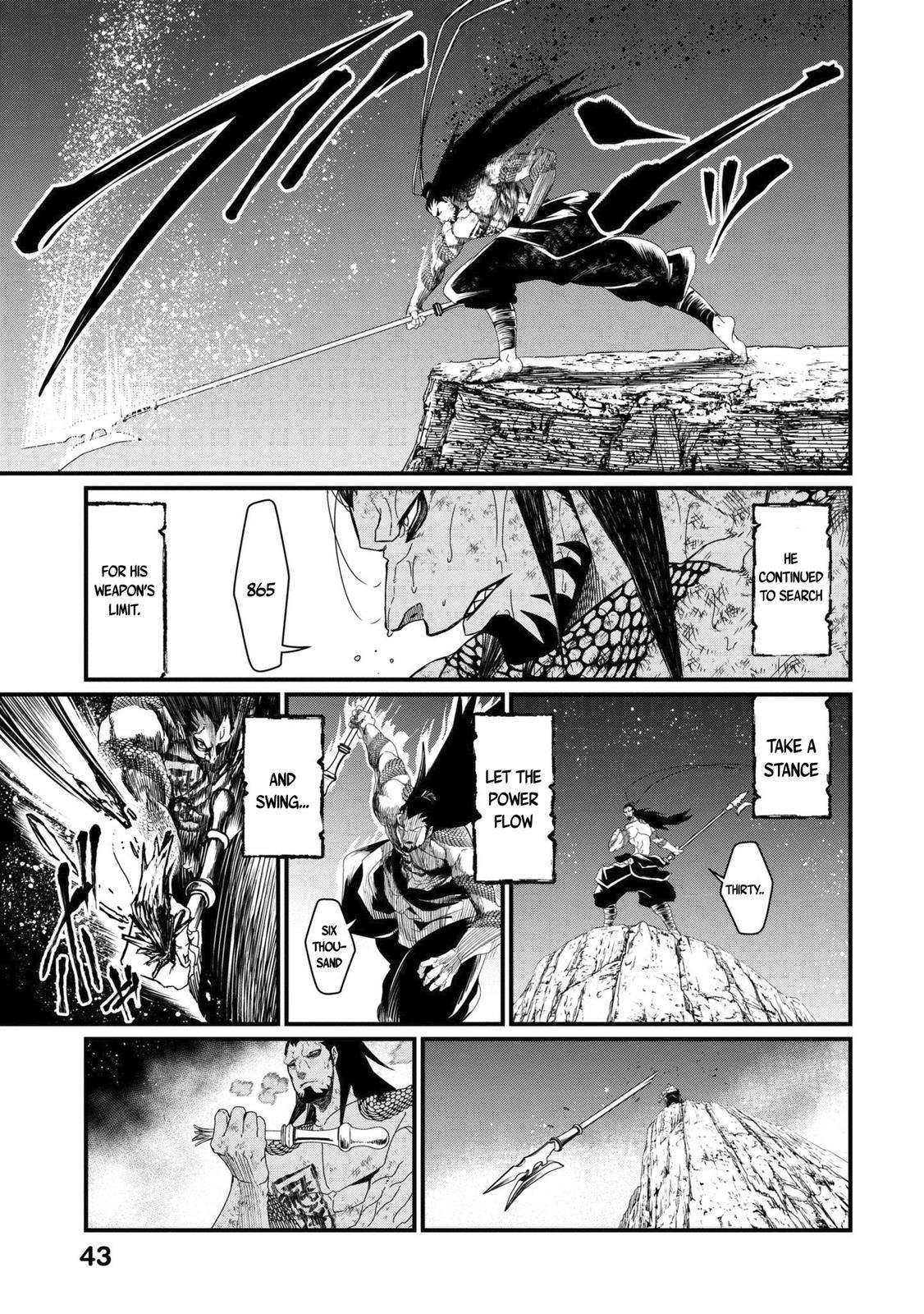 Shuumatsu no Valkyrie, Chapter 6 image 008