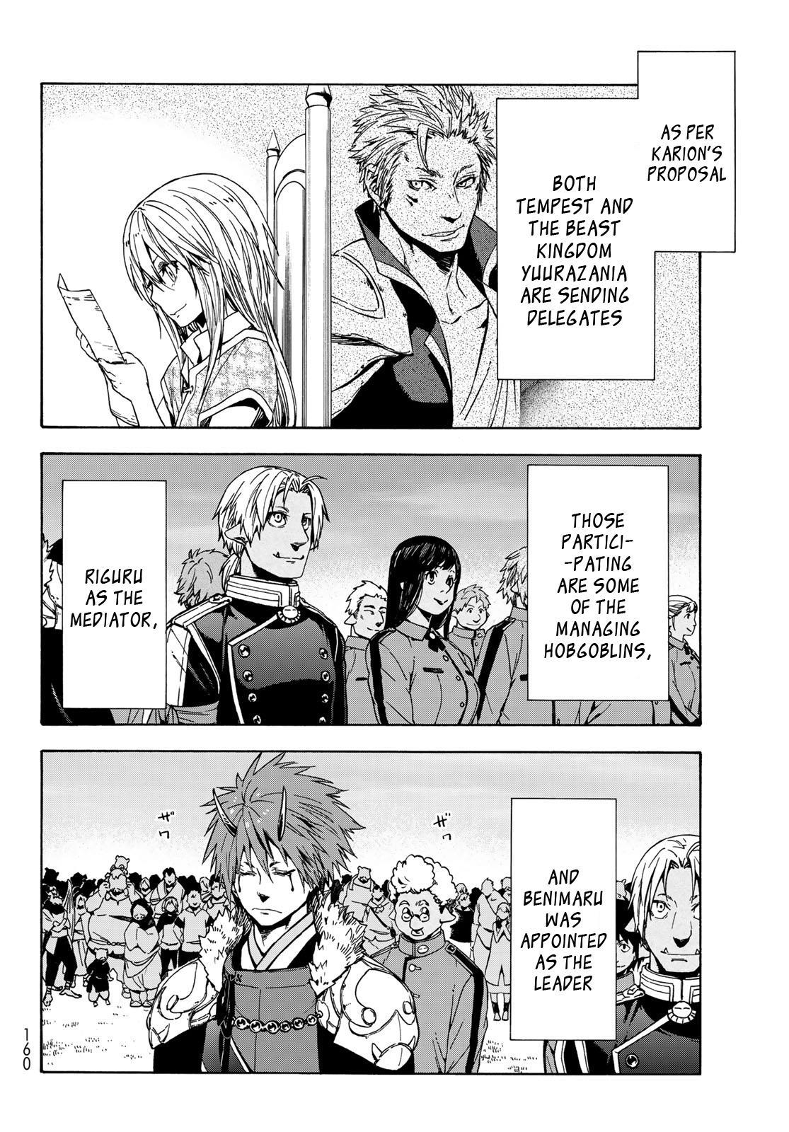 Tensei shitara Slime Datta Ken, Chapter 40 image 005