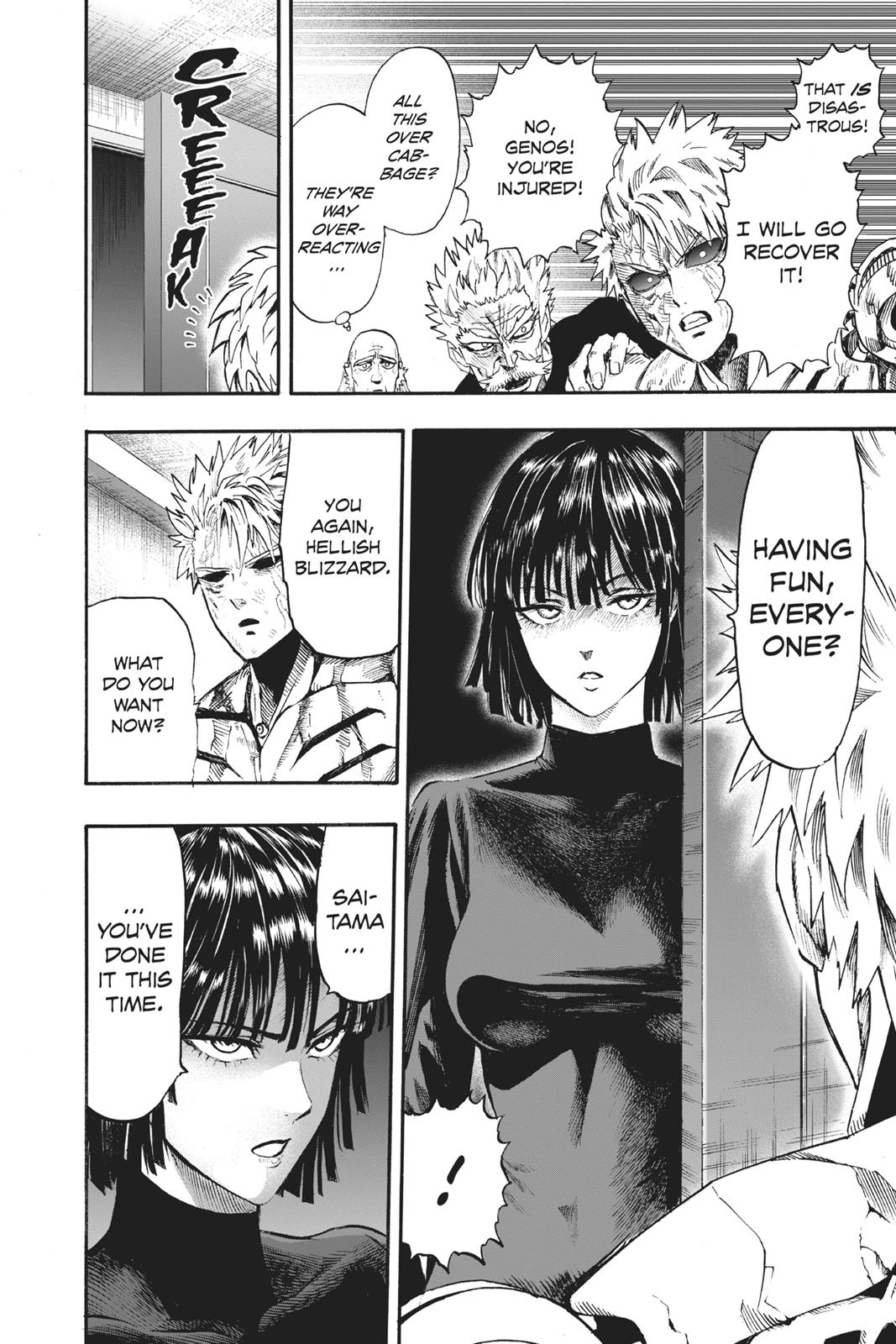 One-Punch Man, Chapter 90 image 010