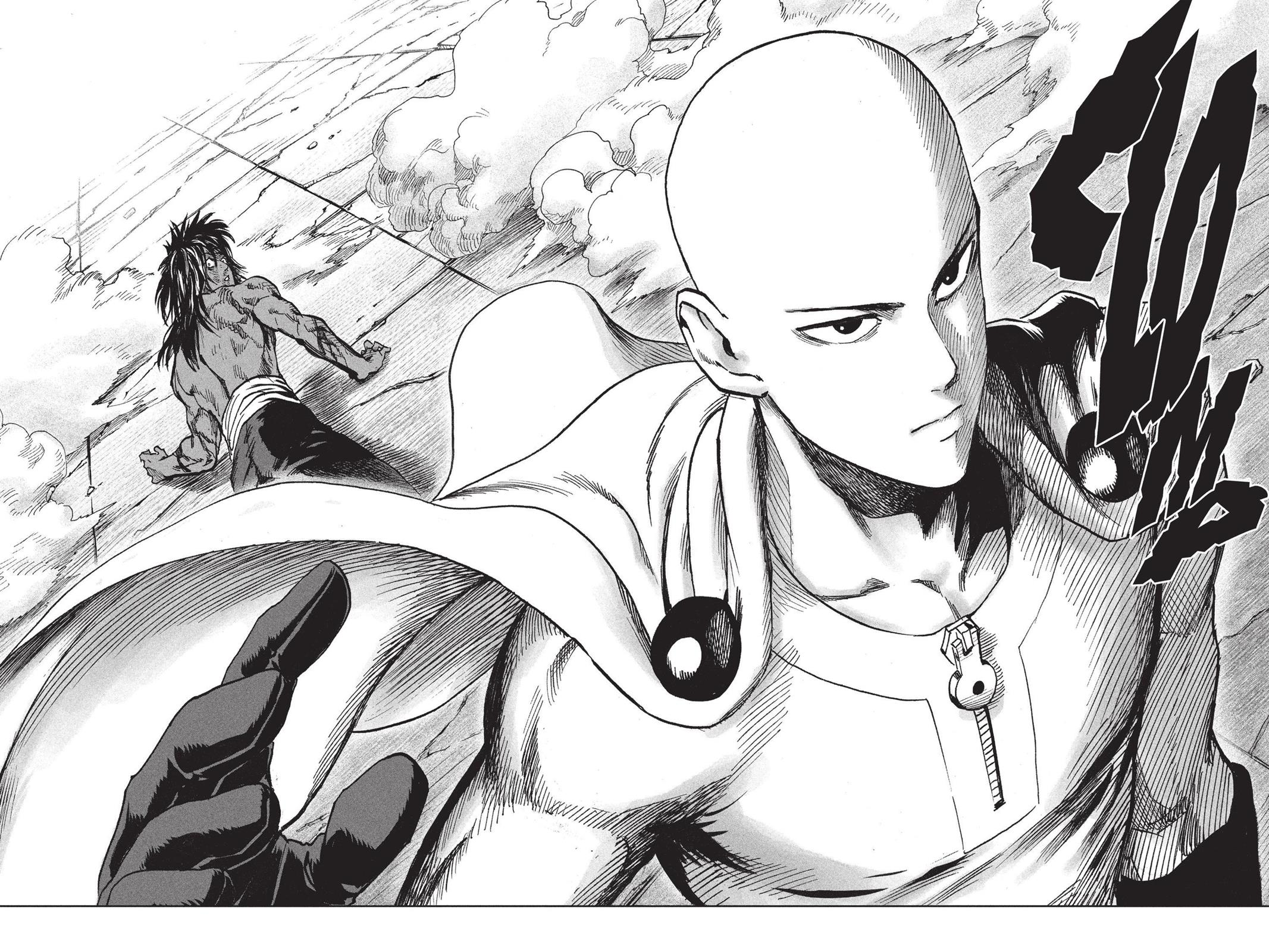 One-Punch Man, Chapter 74 image 043