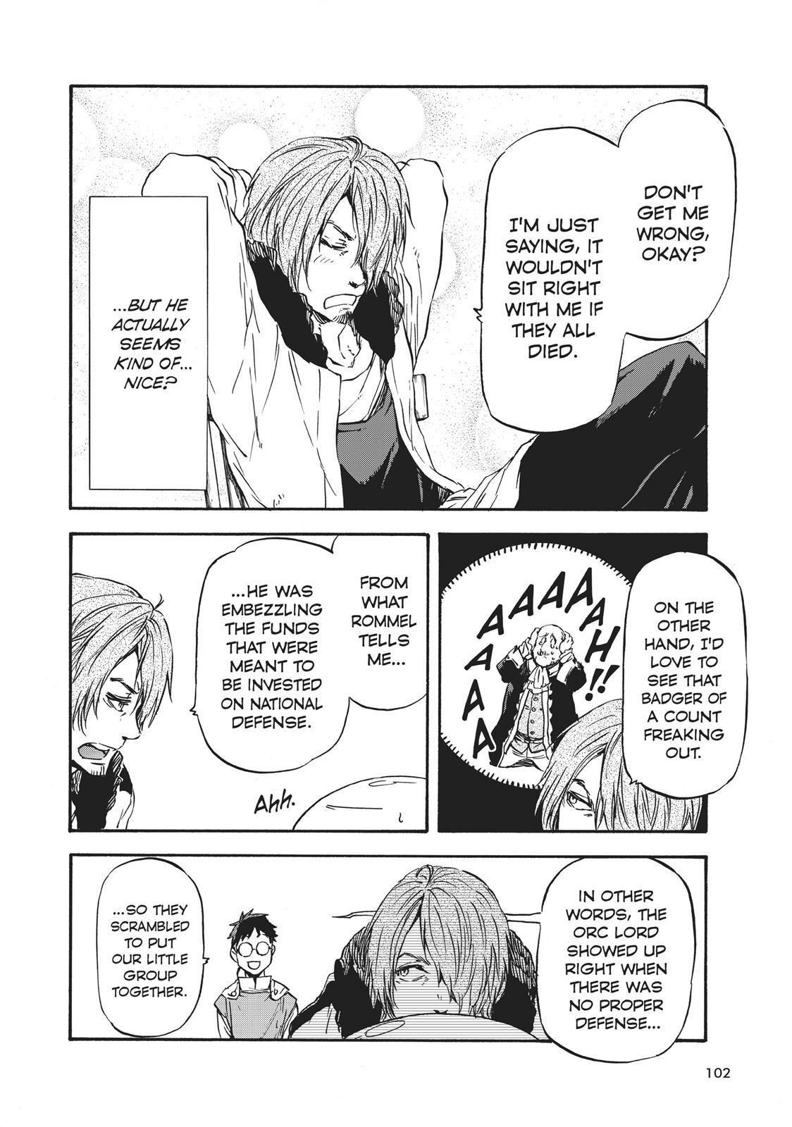 Tensei shitara Slime Datta Ken, Chapter 34 image 042