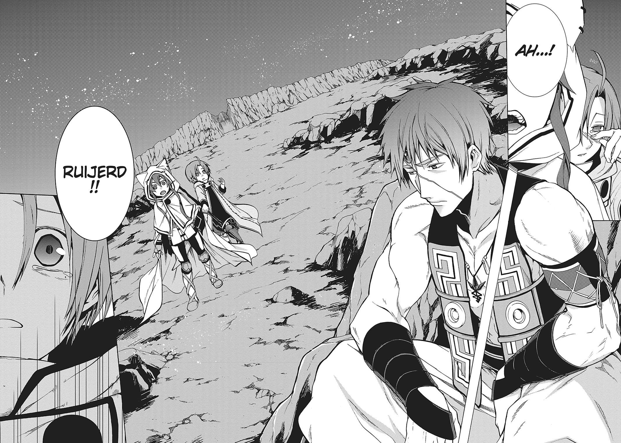 Mushoku Tensei, Chapter 27 image 002