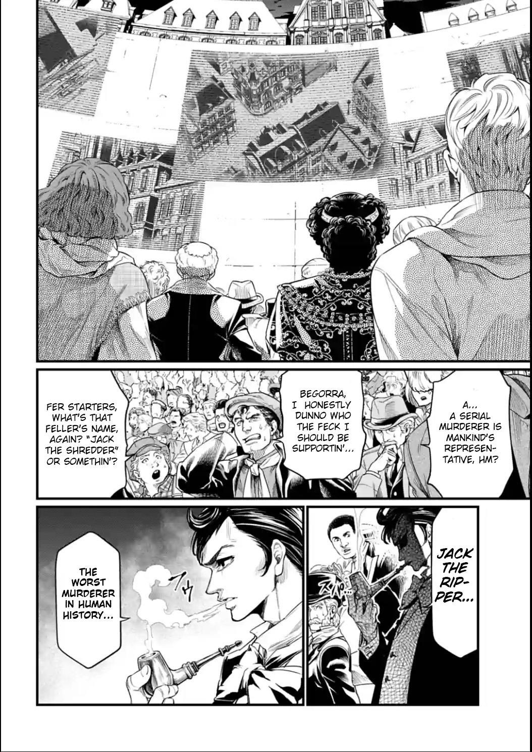 Shuumatsu no Valkyrie, Chapter 21 image 006