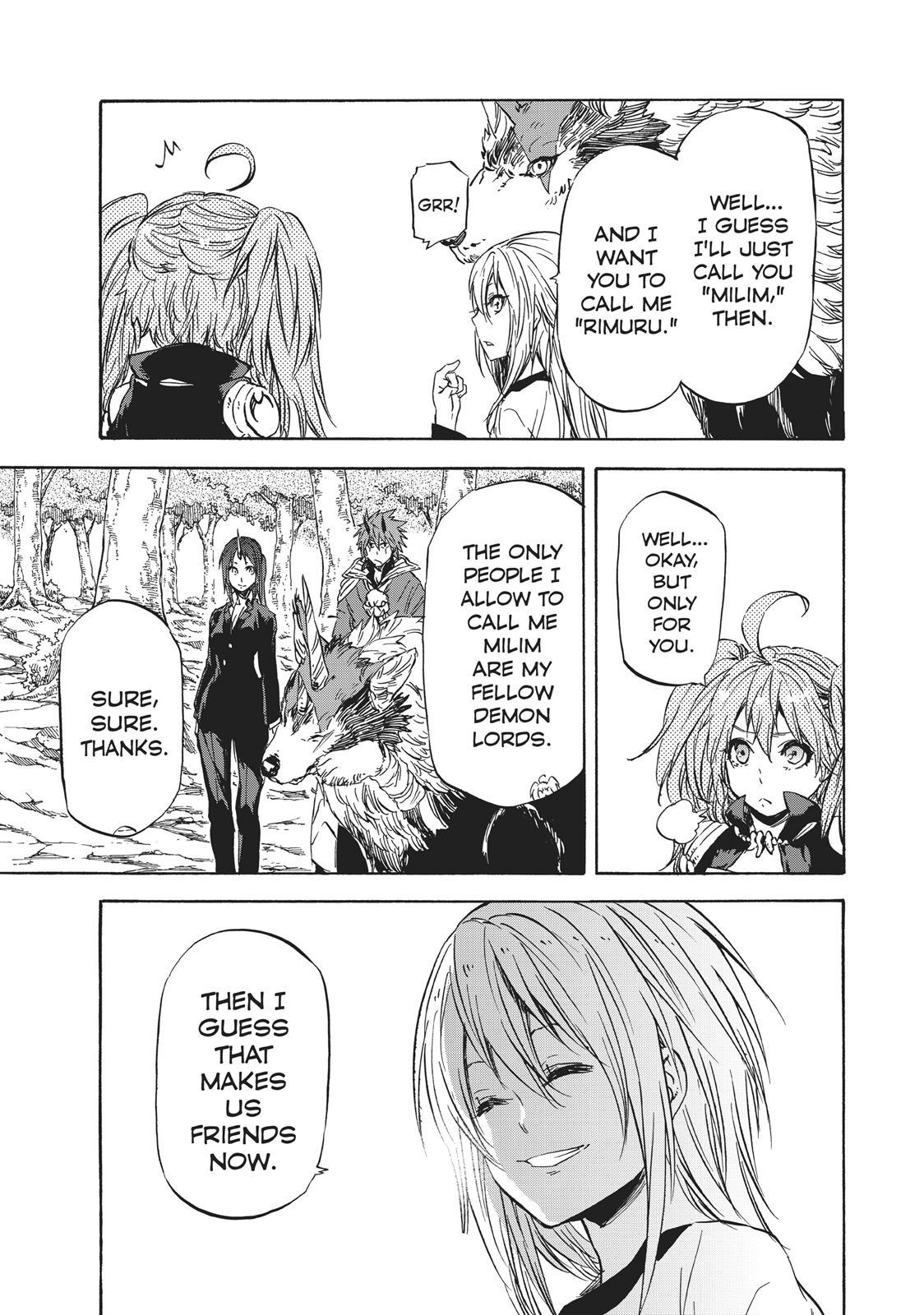 Tensei shitara Slime Datta Ken, Chapter 31 image 015