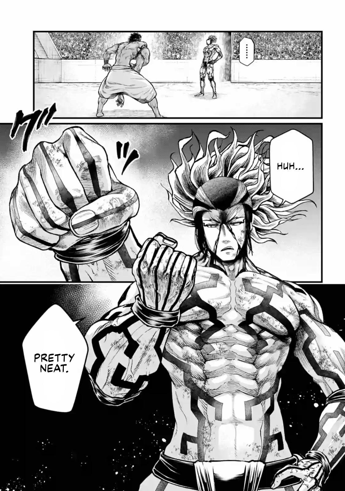 Shuumatsu no Valkyrie, Chapter 35 image 003