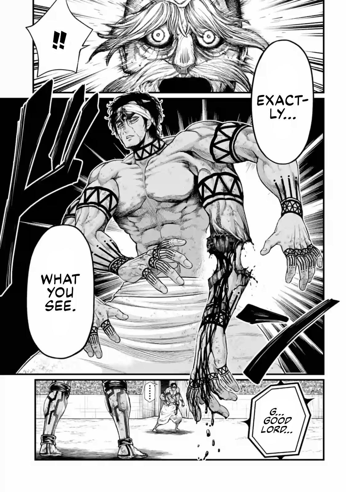 Shuumatsu no Valkyrie, Chapter 34 image 029