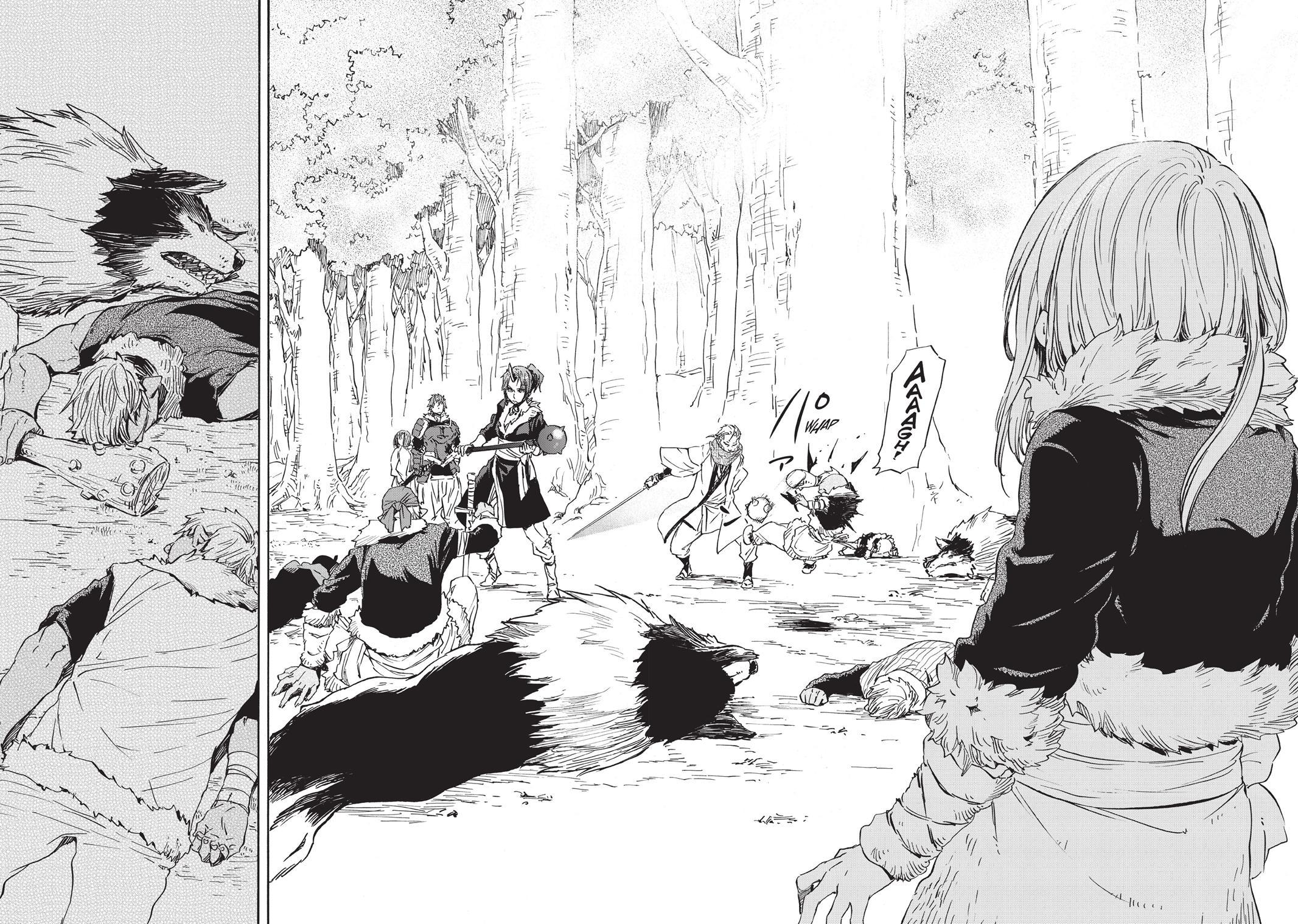 Tensei shitara Slime Datta Ken, Chapter 12 image 033