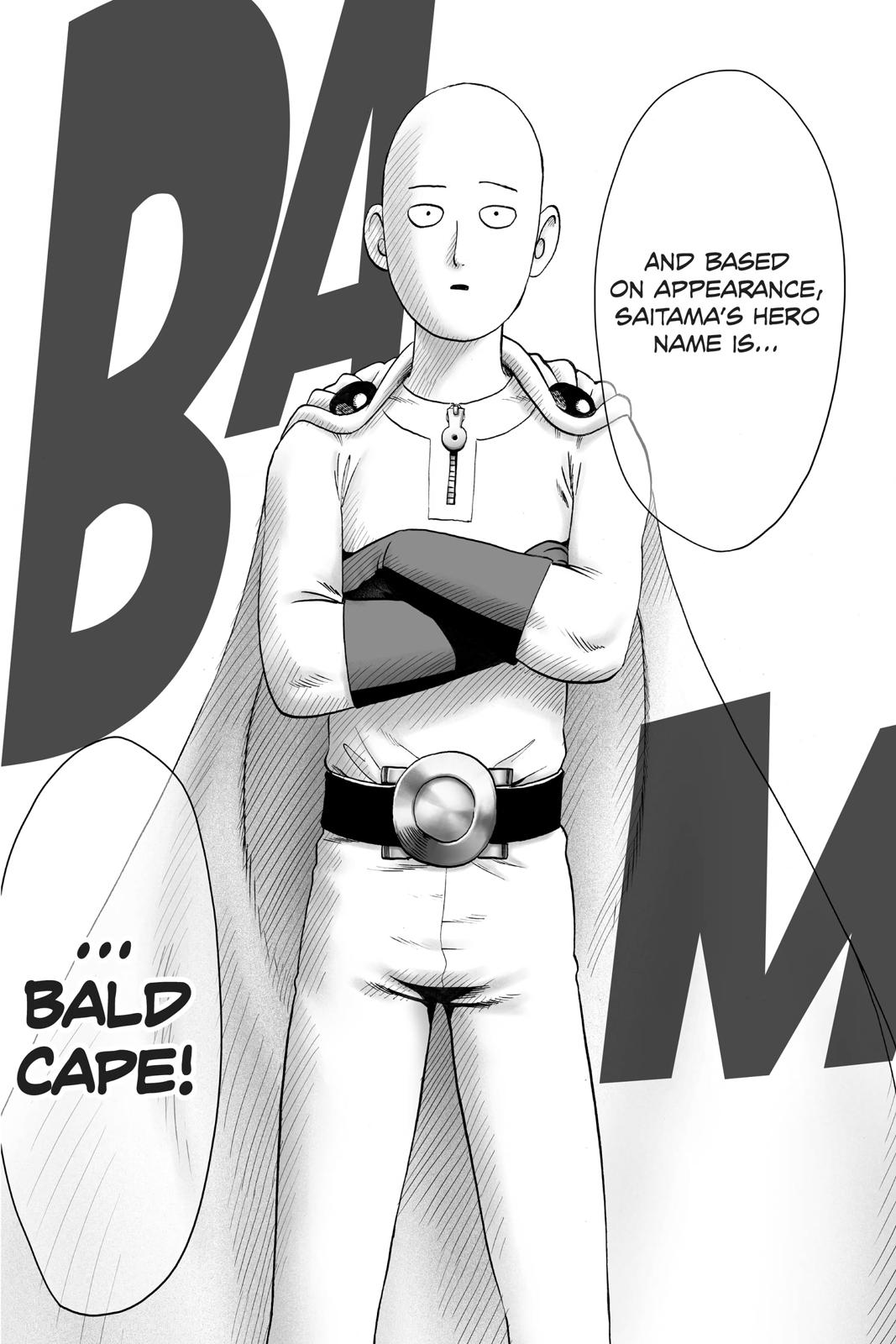 One-Punch Man, Chapter 45 image 020