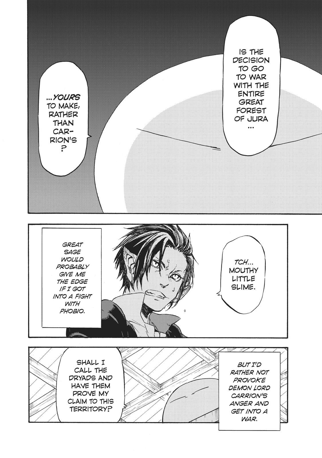 Tensei shitara Slime Datta Ken, Chapter 33 image 012