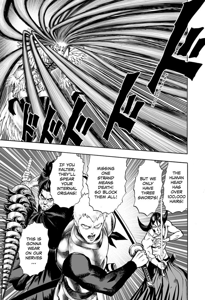 One-Punch Man, Chapter 102 image 015