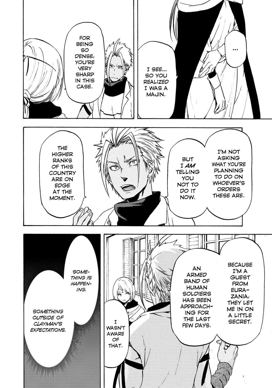 Tensei shitara Slime Datta Ken, Chapter 58 image 014