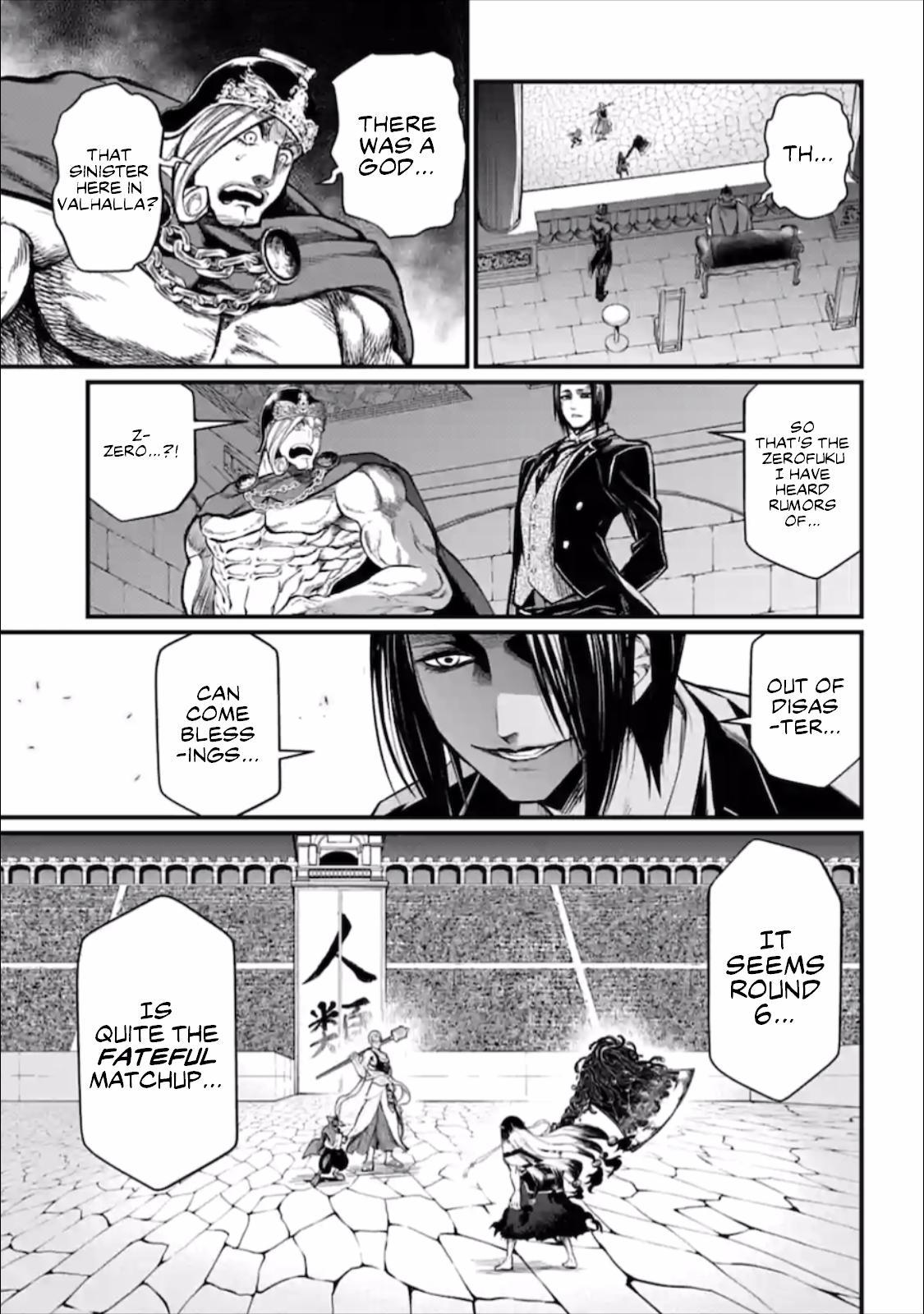Shuumatsu no Valkyrie, Chapter 45 image 006
