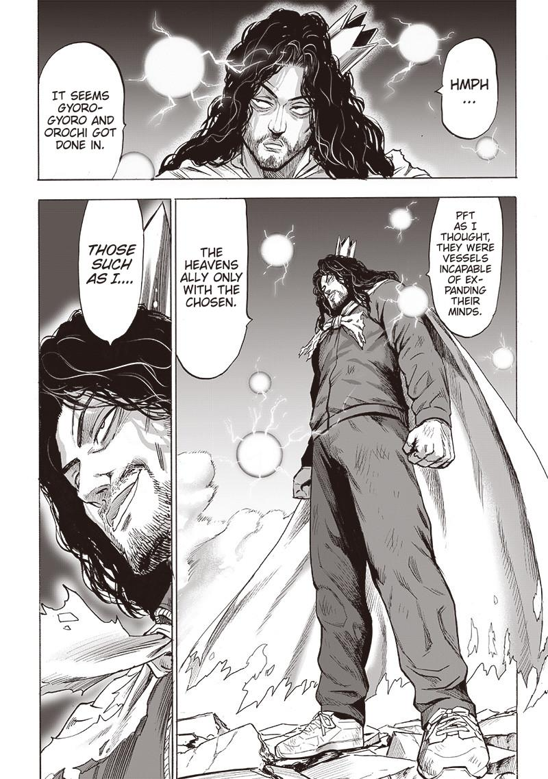 One-Punch Man, Chapter 141 image 014