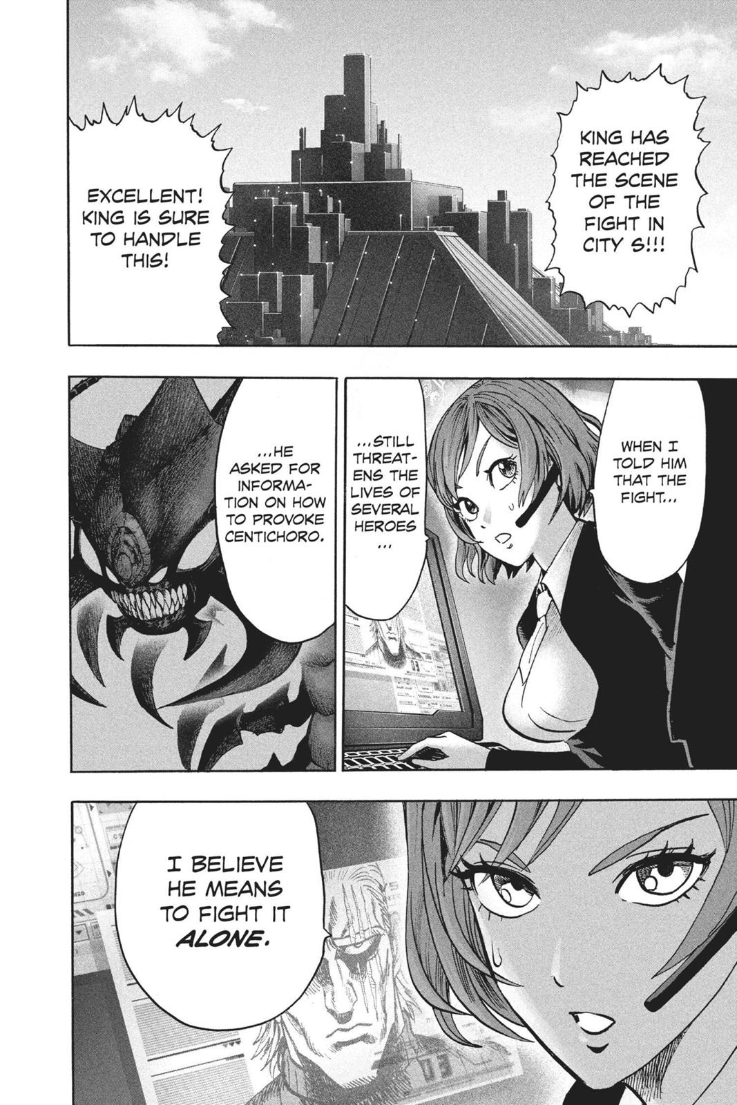 One-Punch Man, Chapter 85 image 100