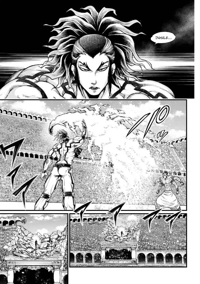 Shuumatsu no Valkyrie, Chapter 32 image 005