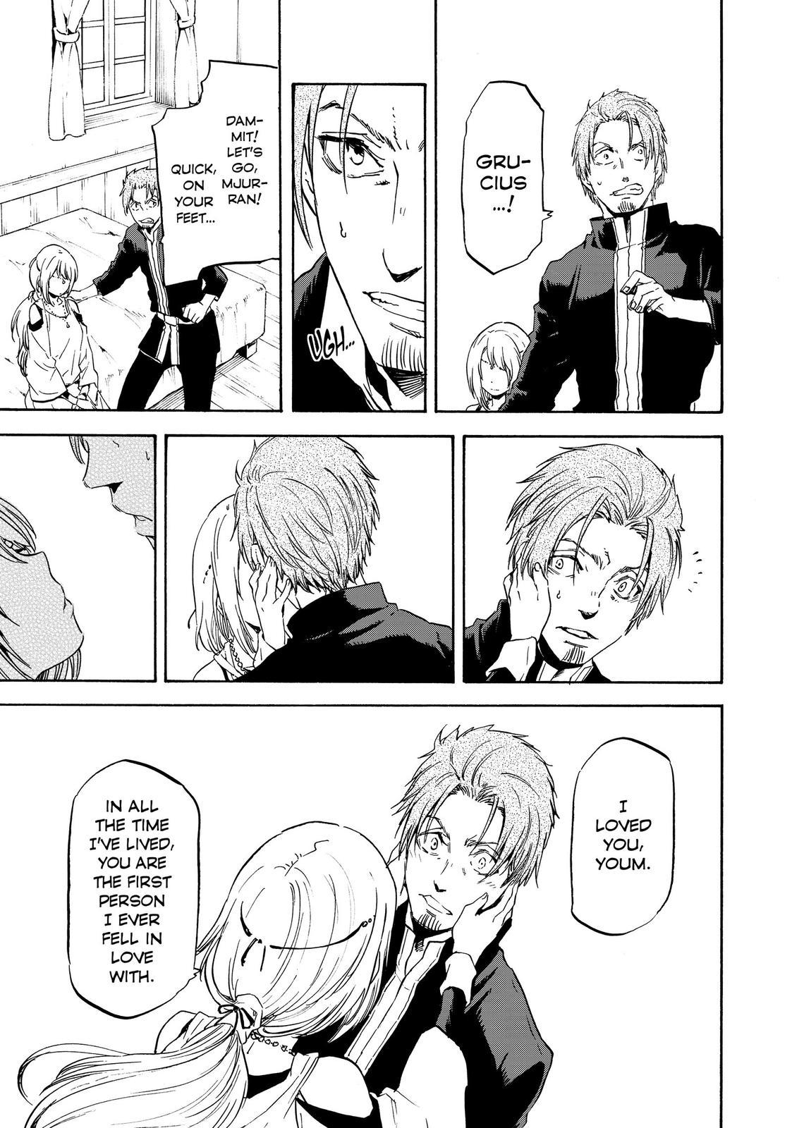Tensei shitara Slime Datta Ken, Chapter 61 image 019