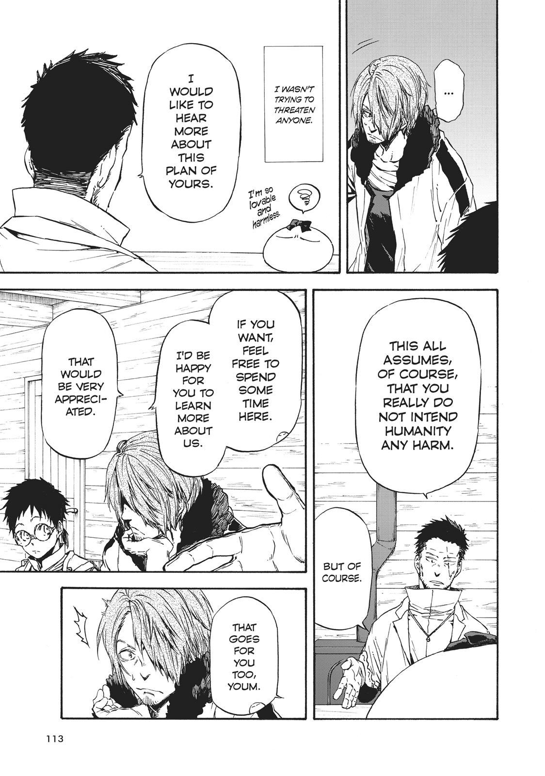 Tensei shitara Slime Datta Ken, Chapter 35 image 005
