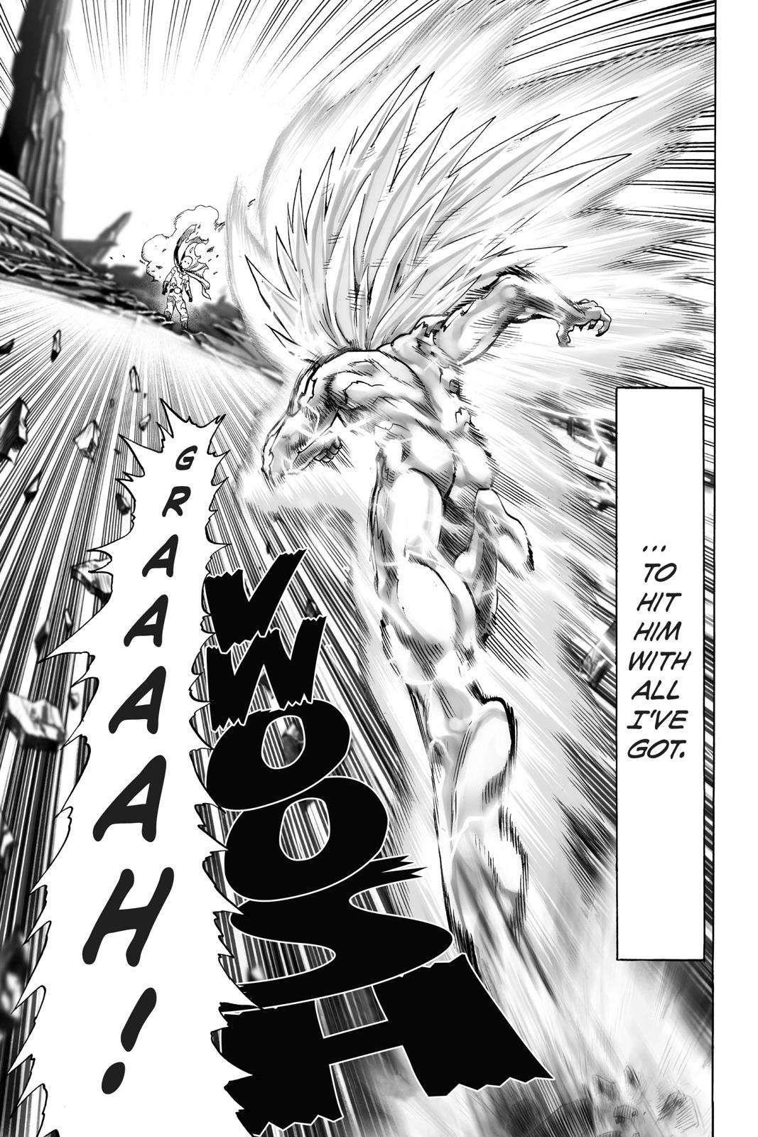 One-Punch Man, Chapter 36 image 023