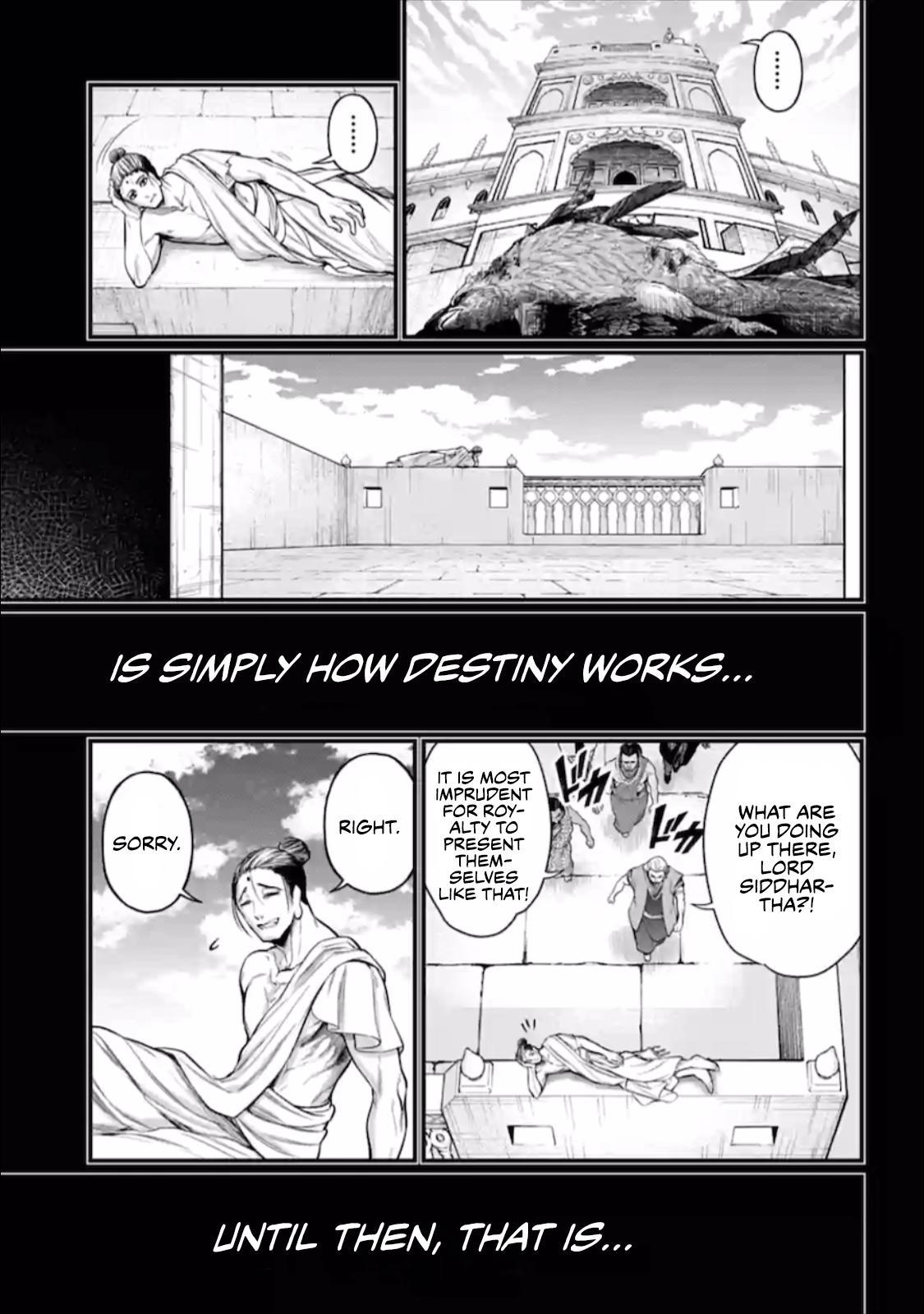 Shuumatsu no Valkyrie, Chapter 47 image 024