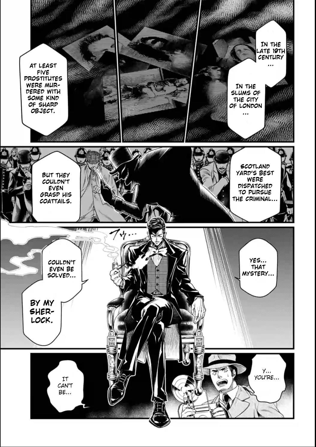 Shuumatsu no Valkyrie, Chapter 21 image 007