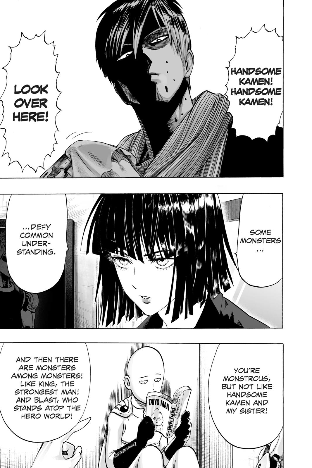 One-Punch Man, Chapter 45 image 013