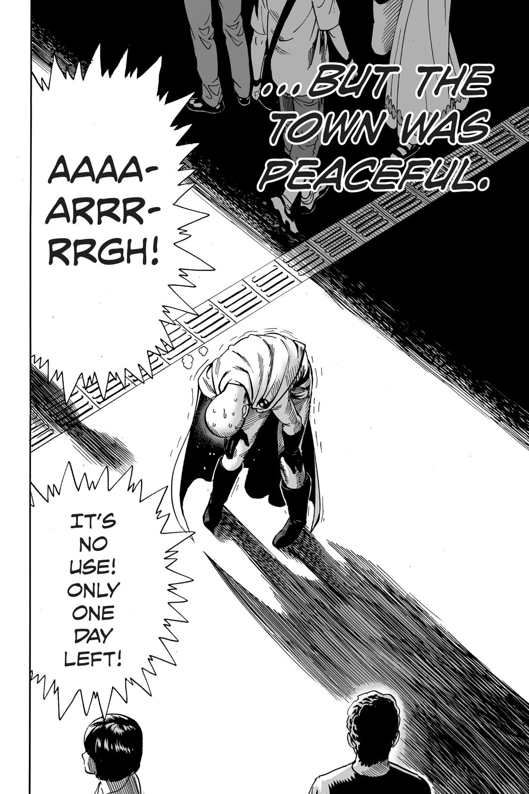 One-Punch Man, Chapter 18 image 016