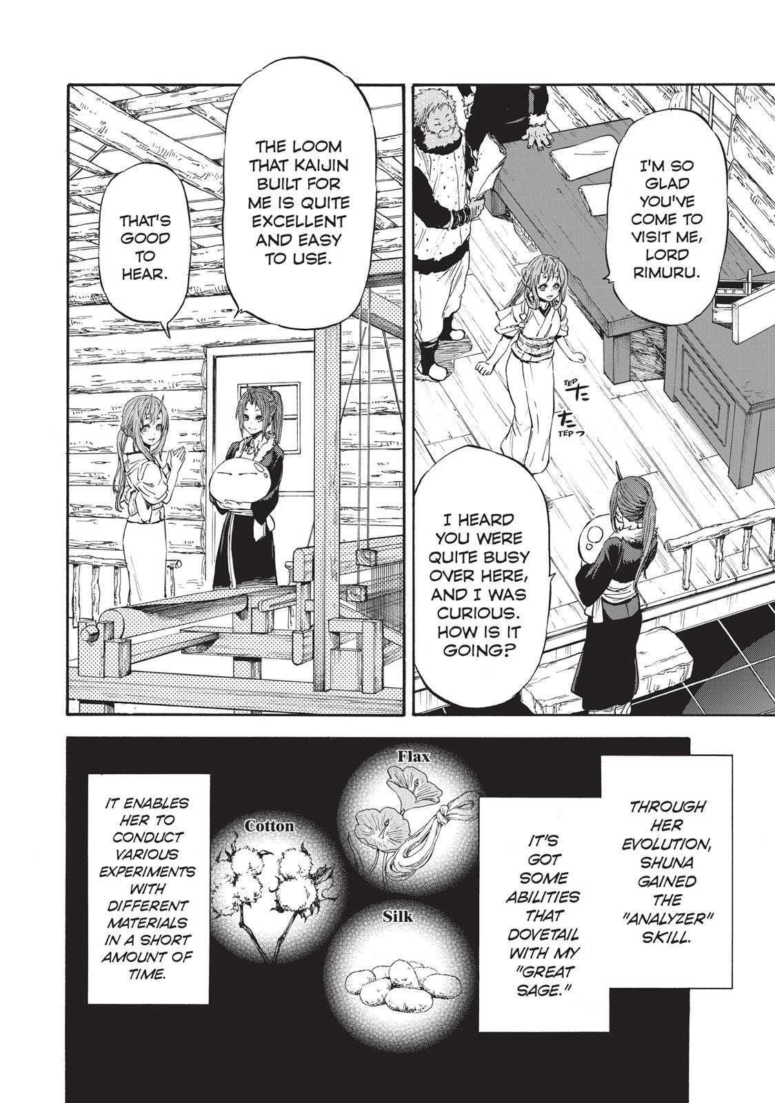 Tensei shitara Slime Datta Ken, Chapter 16 image 004
