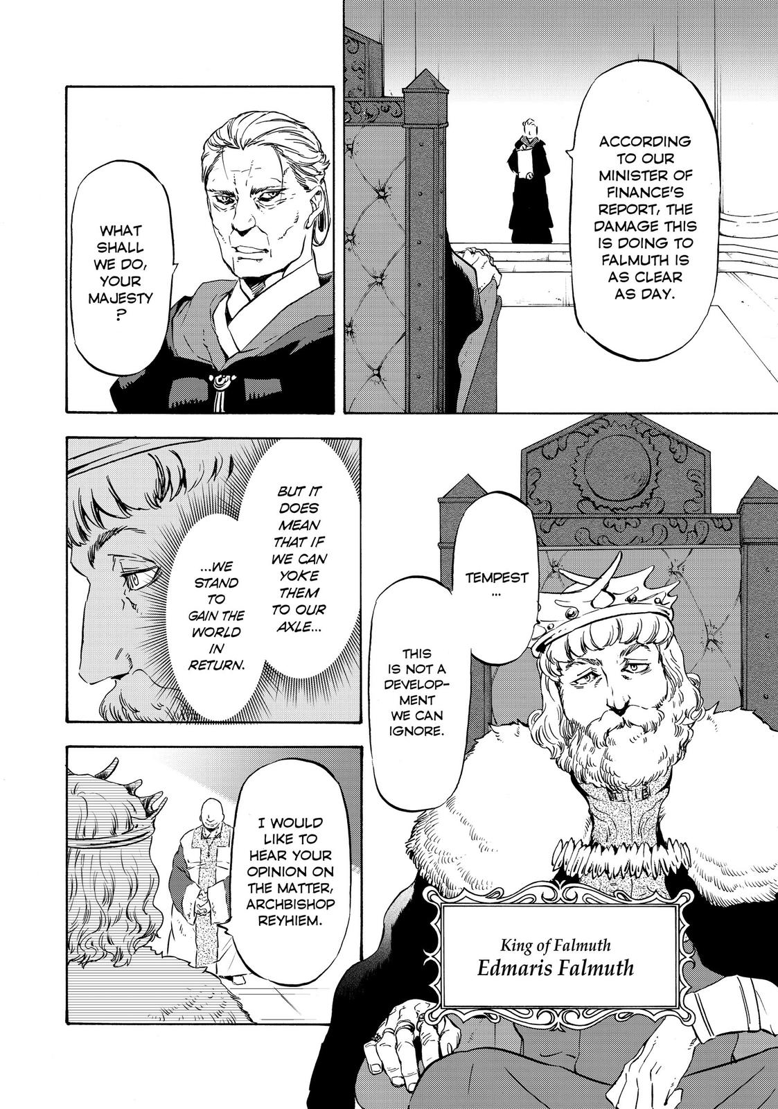 Tensei shitara Slime Datta Ken, Chapter 54 image 008