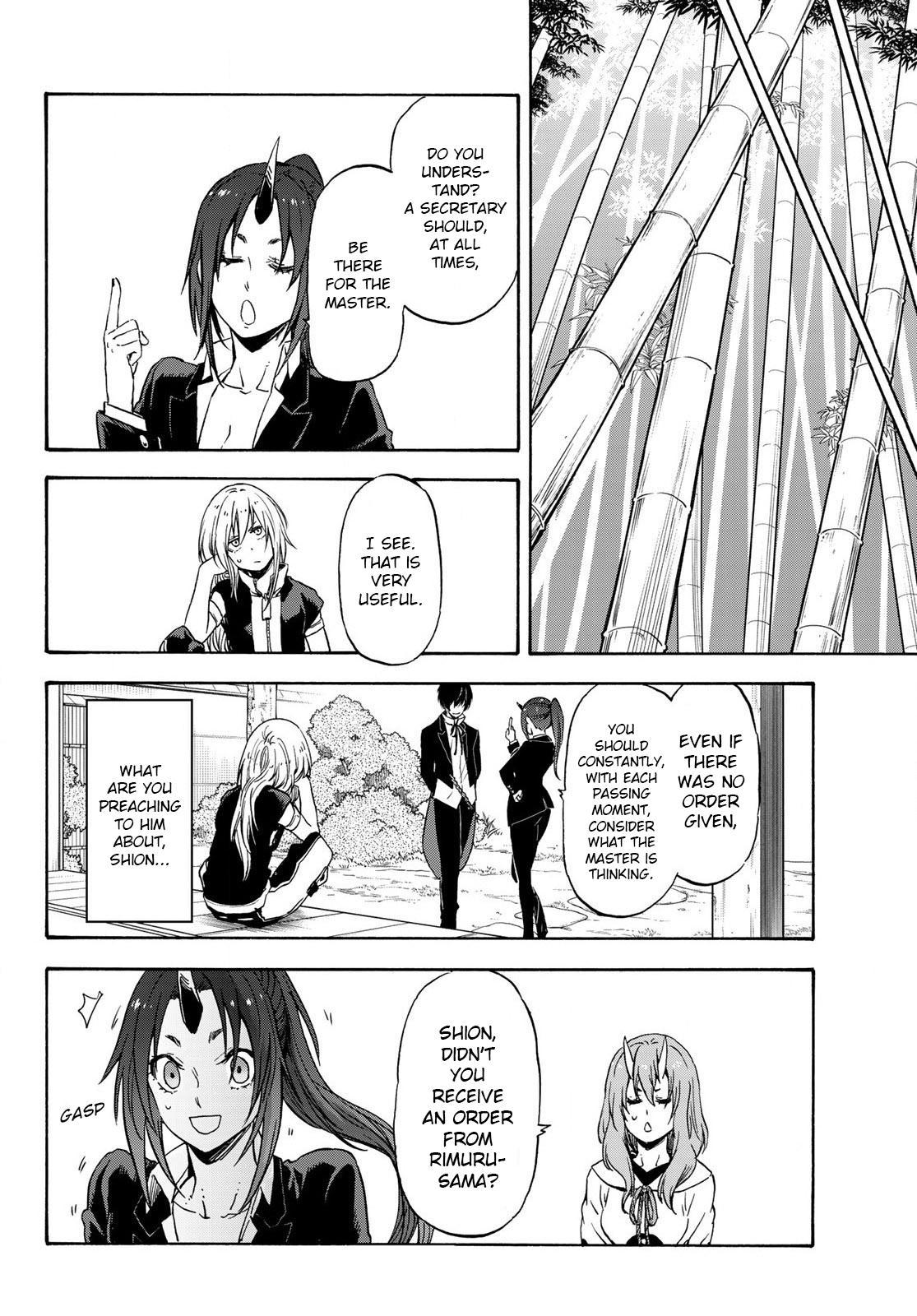 Tensei shitara Slime Datta Ken, Chapter 71 image 008