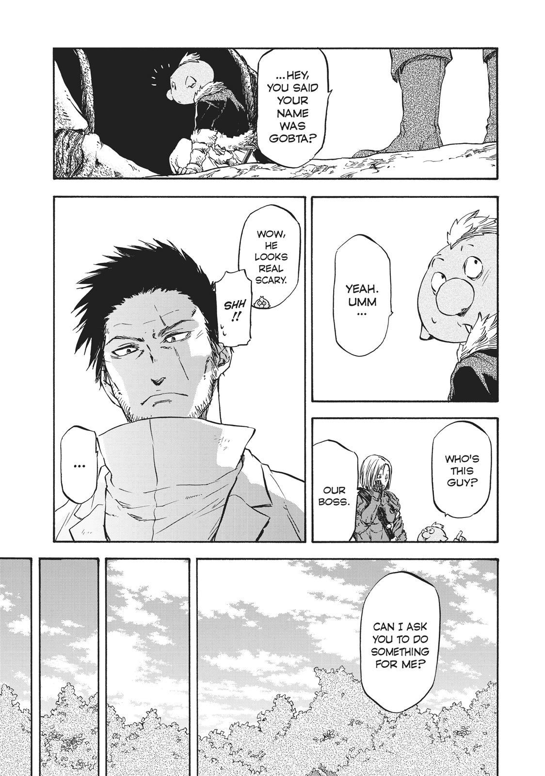 Tensei shitara Slime Datta Ken, Chapter 34 image 027