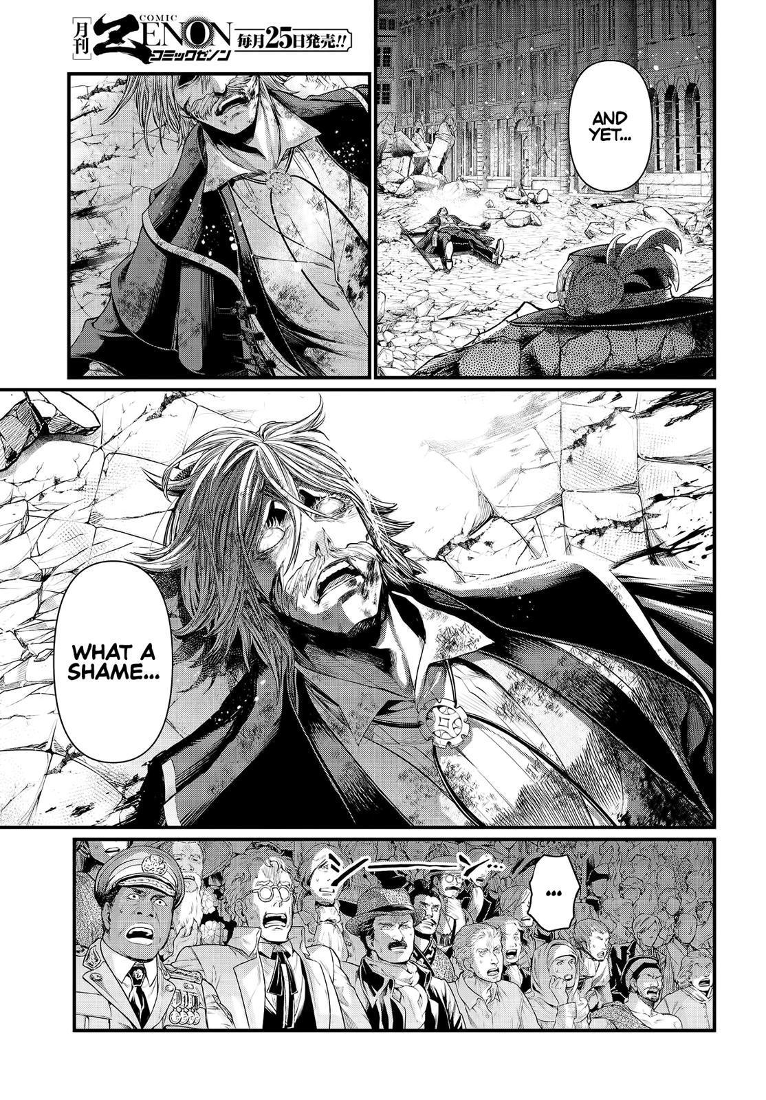 Shuumatsu no Valkyrie, Chapter 29 image 021