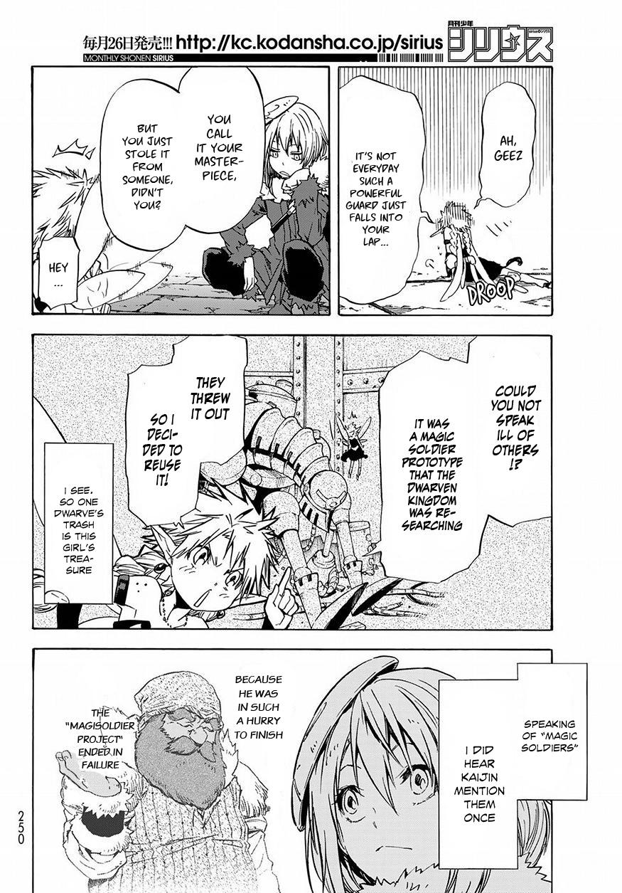 Tensei shitara Slime Datta Ken, Chapter 51 image 017