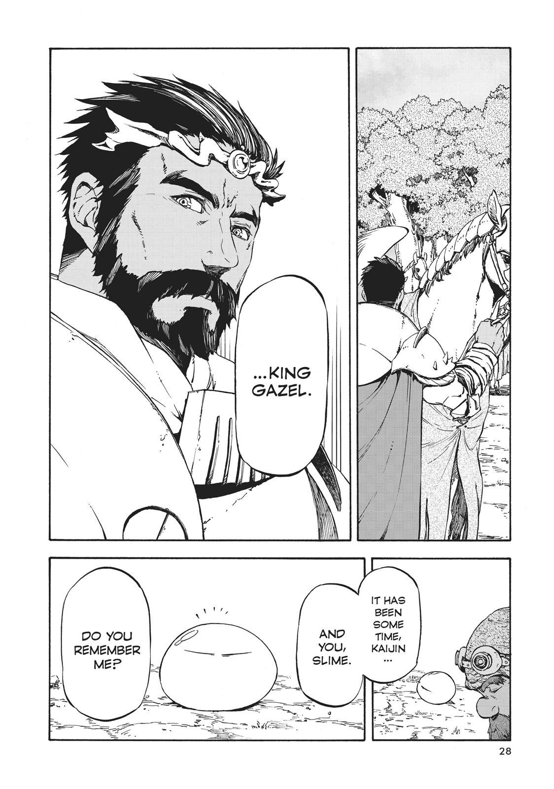 Tensei shitara Slime Datta Ken, Chapter 28 image 027