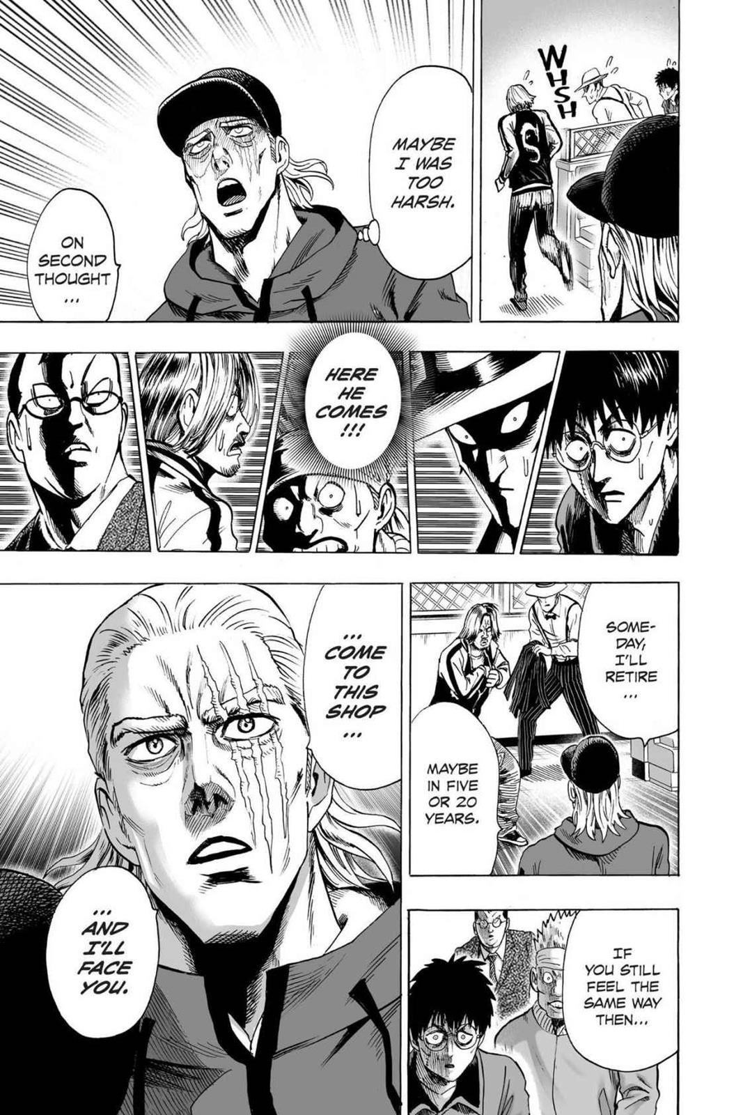 One-Punch Man, Chapter 67.5 image 012