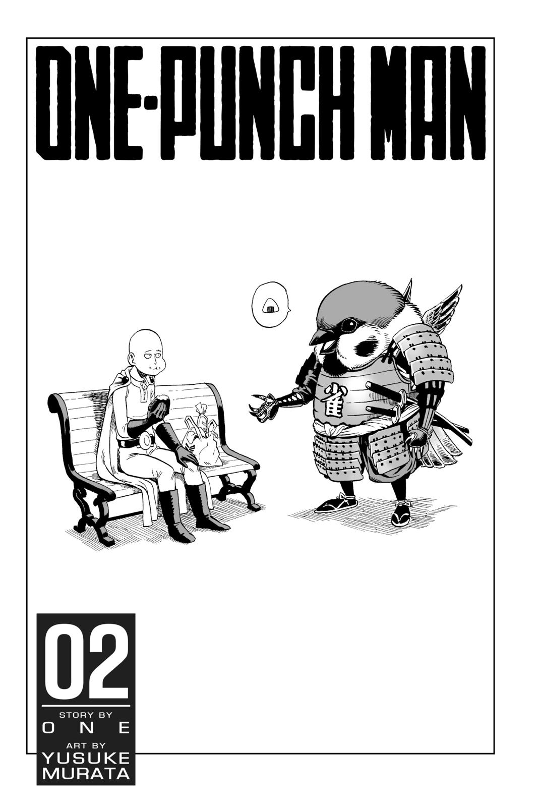 One-Punch Man, Chapter 9 image 004