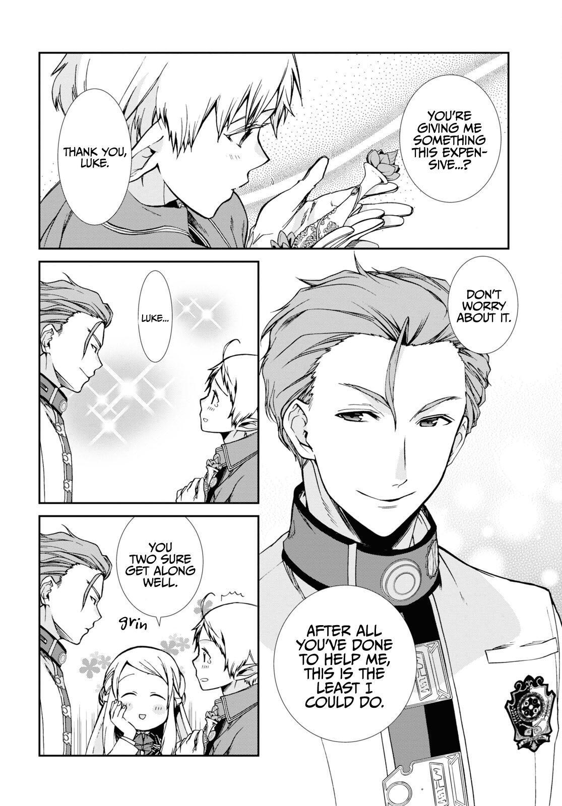 Mushoku Tensei, Chapter 75 image 33