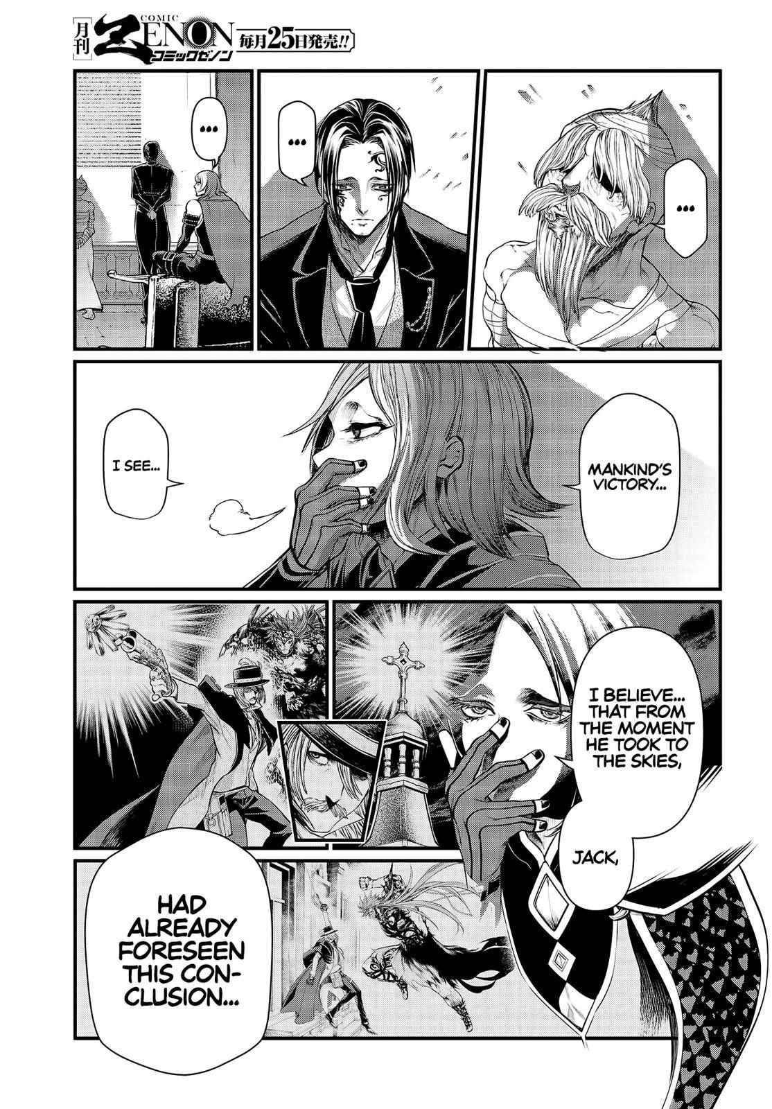 Shuumatsu no Valkyrie, Chapter 30 image 018