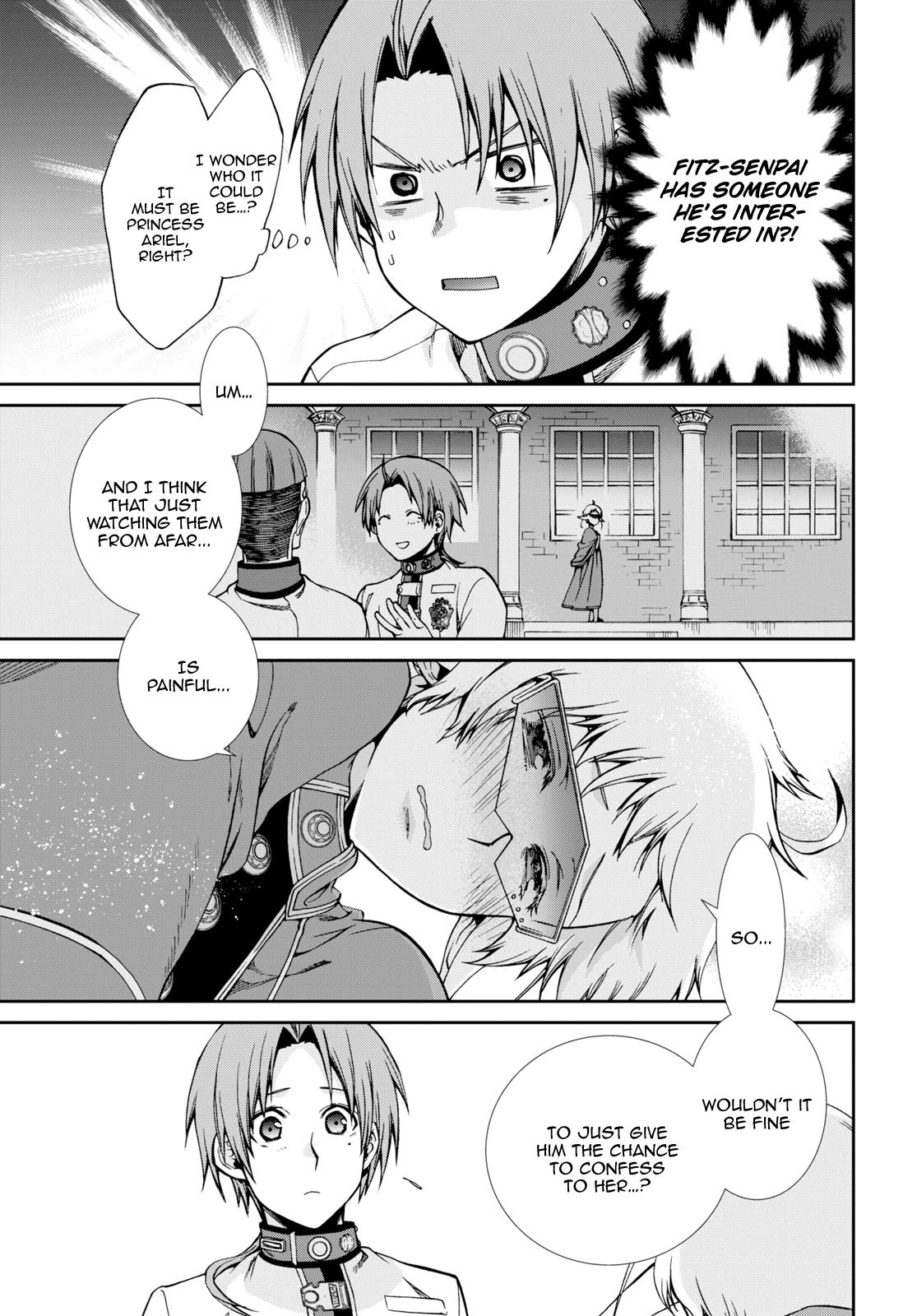 Mushoku Tensei, Chapter 63 image 031