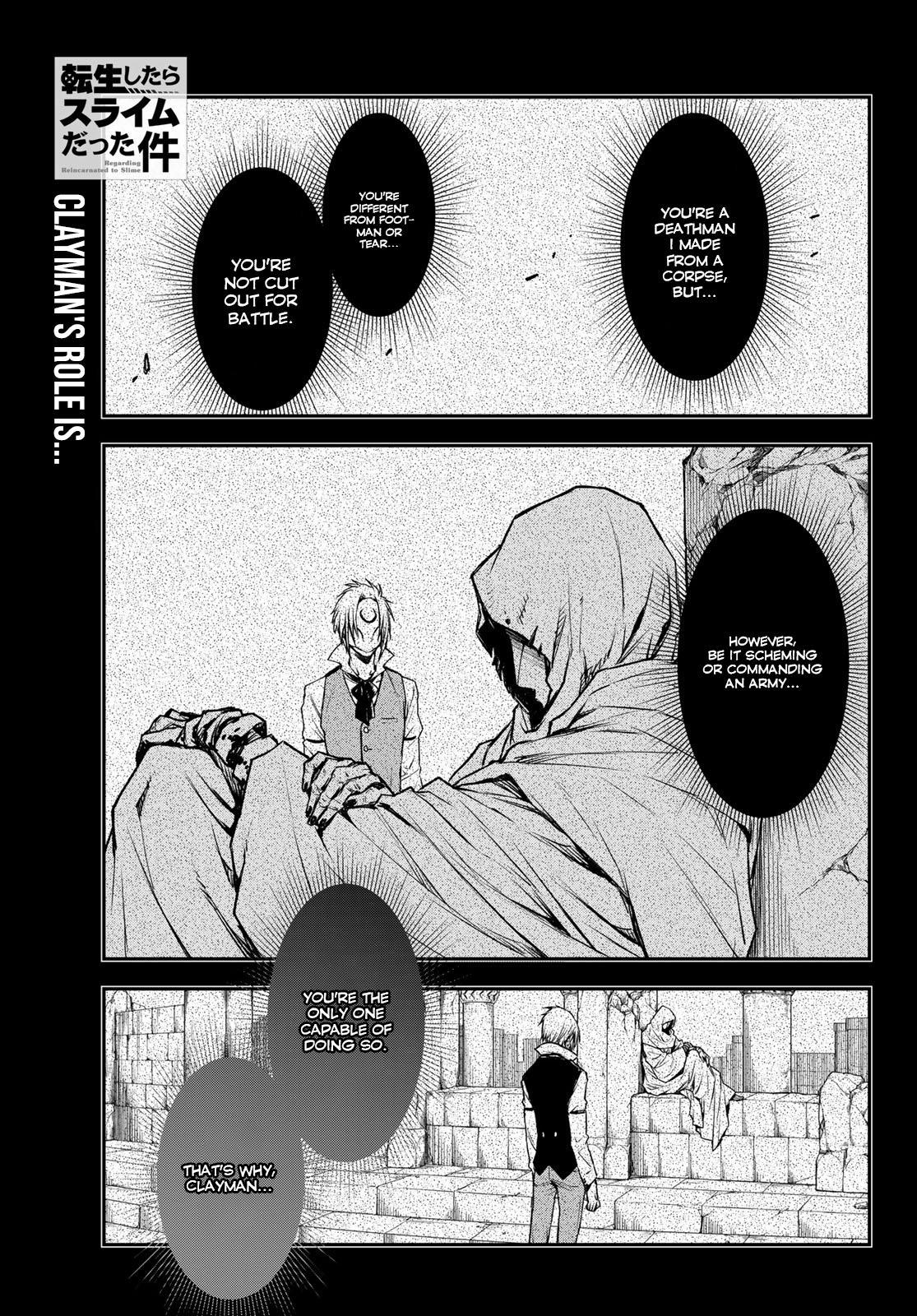 Tensei shitara Slime Datta Ken, Chapter 85 image 001