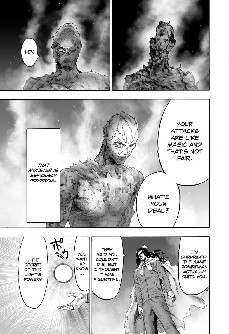 One-Punch Man, Chapter 111 image 002