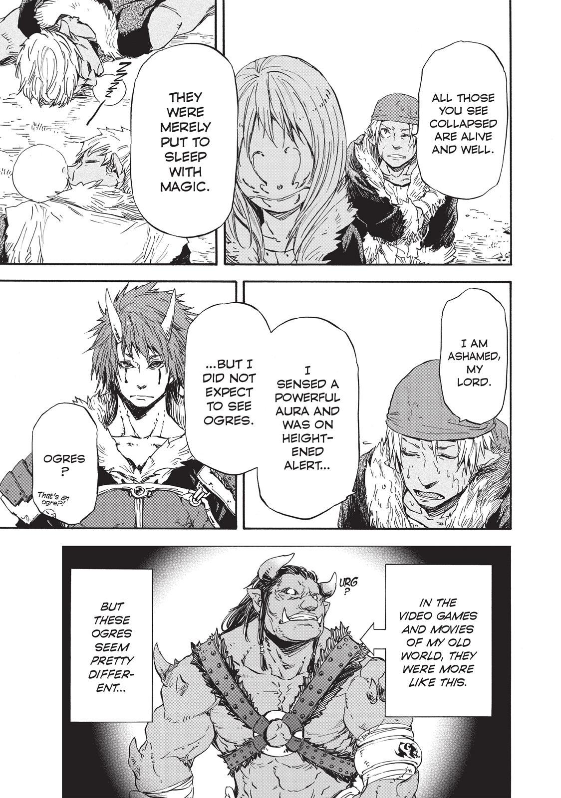 Tensei shitara Slime Datta Ken, Chapter 13 image 003