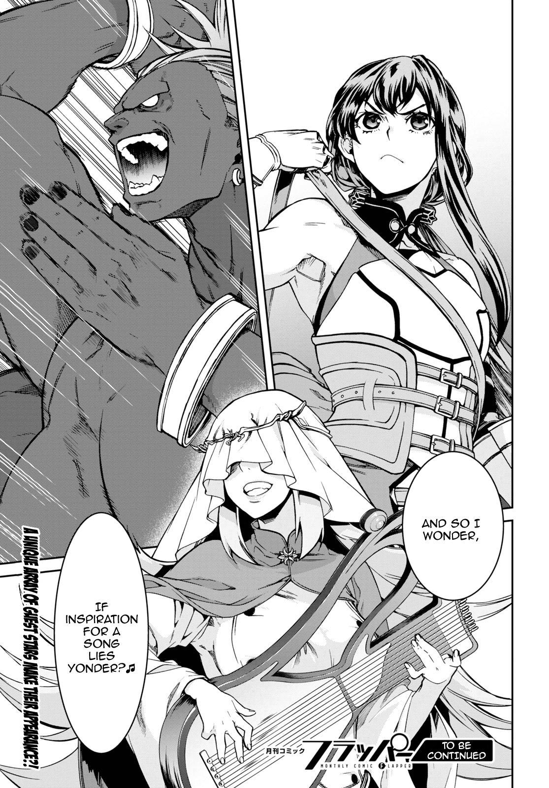 Mushoku Tensei, Chapter 64 image 036