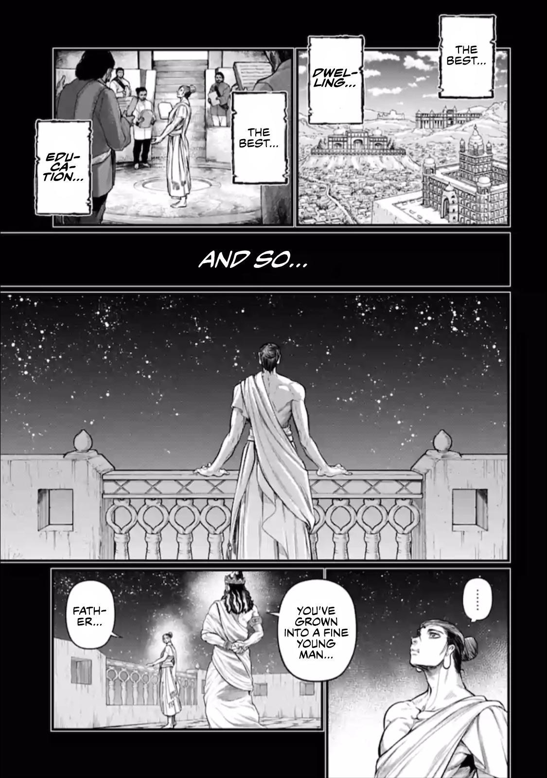Shuumatsu no Valkyrie, Chapter 47 image 018