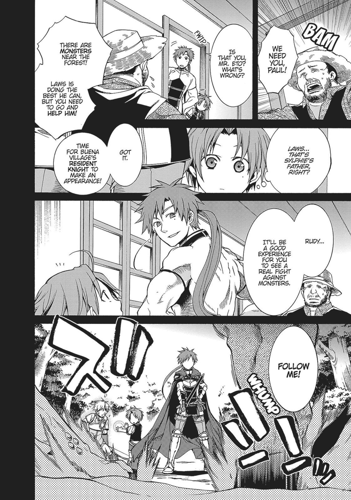 Mushoku Tensei, Chapter 6 image 007
