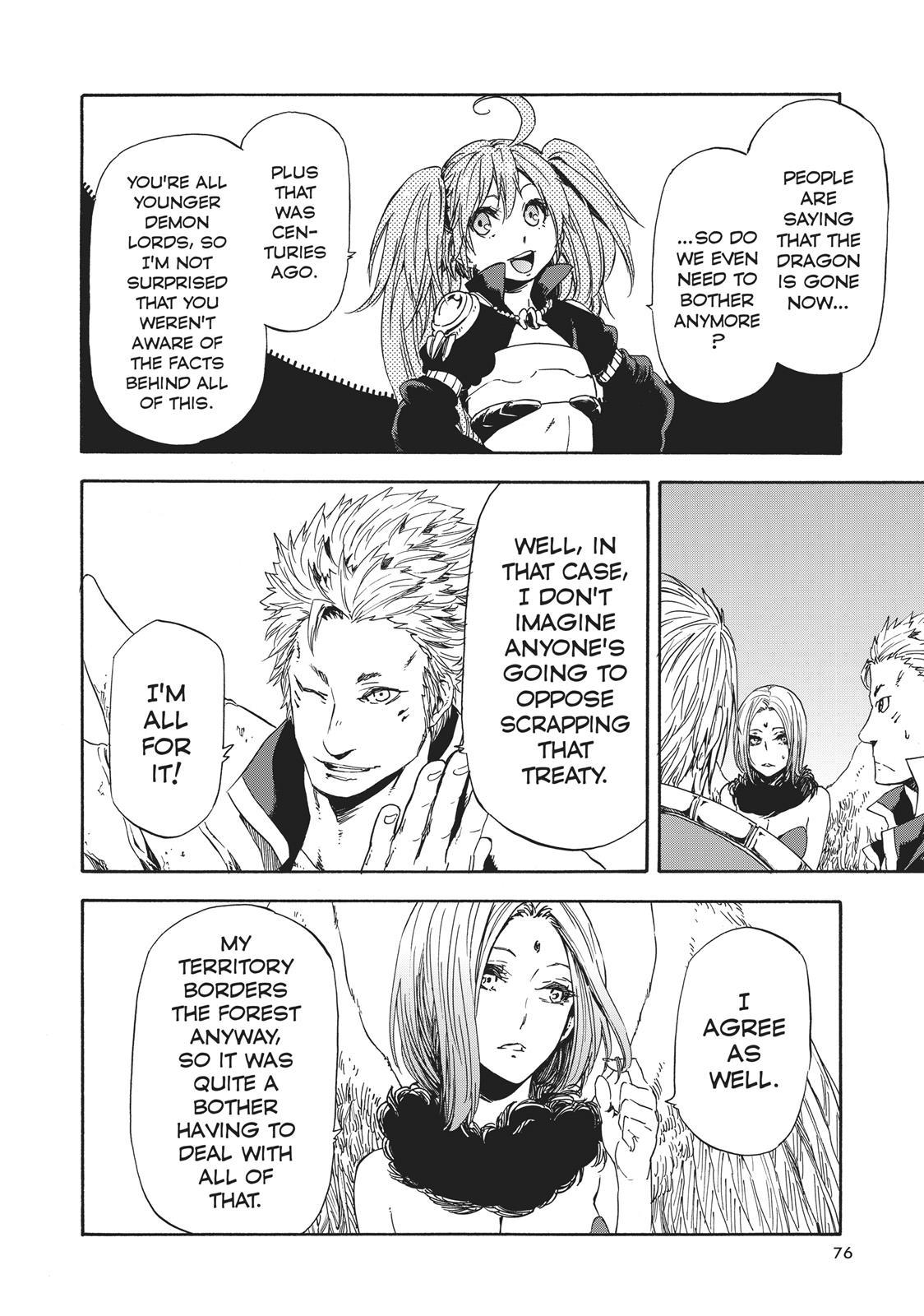 Tensei shitara Slime Datta Ken, Chapter 29 image 016